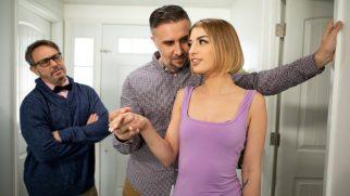 Kocasının Duyarlı Kardeşine Siktirmek İçin Sabırsızlandı